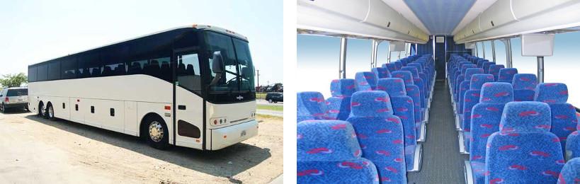 Charter Bus Rental Tucson Arizona