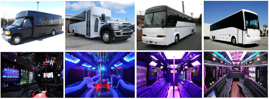 Charter Party Buses Tucson AZ