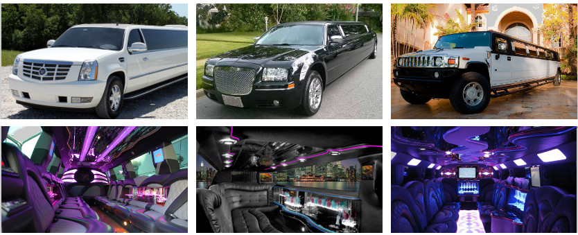 Tucson Prom Party Buses