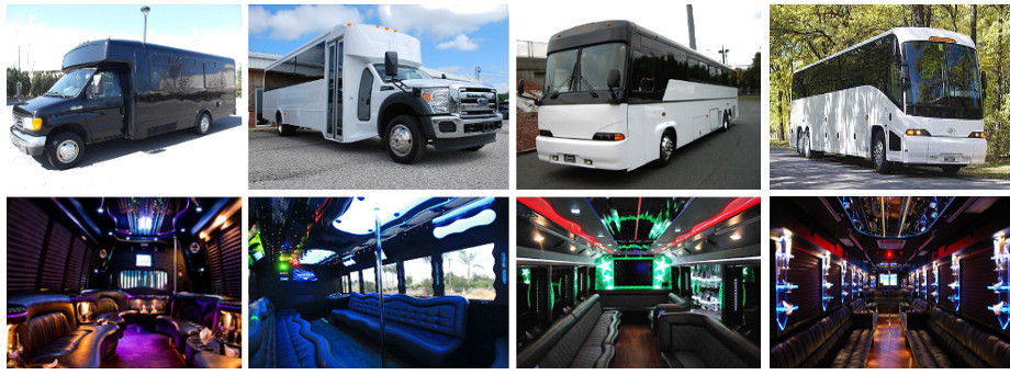 Wedding Party Bus Rental In Tucson