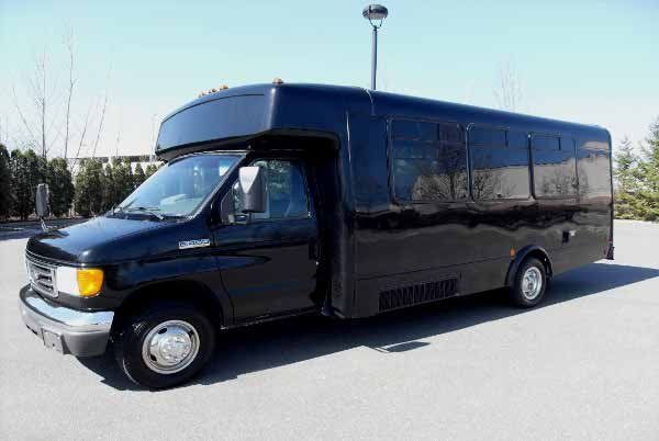 18 passenger party bus Benson