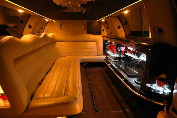 Lincoln limo party rental Amado