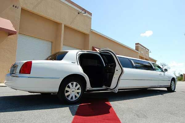 lincoln stretch limousine Benson