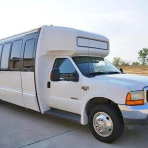 20 passenger shuttle bus rental scottsdale