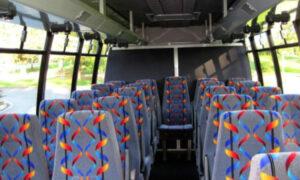 20 person mini bus rental Casas Adobes
