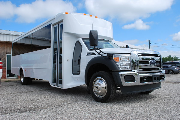 30 passenger bus rental Sierra Vista