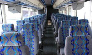 30 person shuttle bus rental Benson