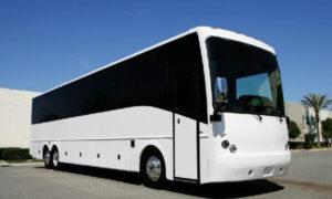 40 passenger charter bus rental Benson
