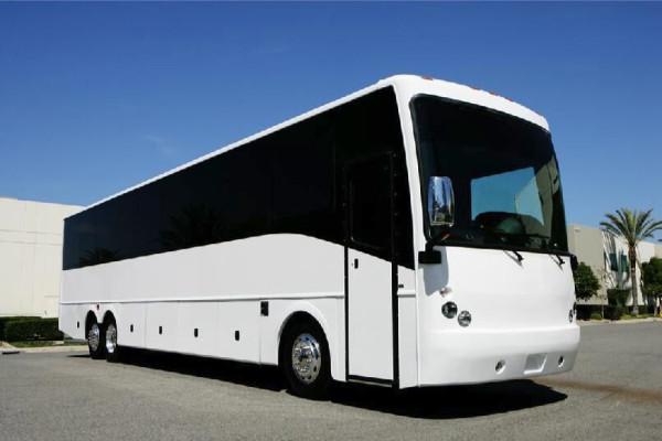 40 passenger charter bus rental Tombstone