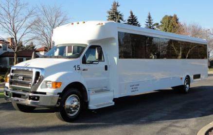 Tucson 36 Passenger Shuttle Bus