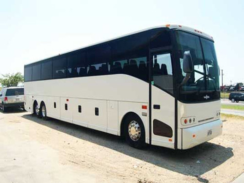 Tucson 56 Passenger Charter Bus